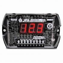 Voltímetro sequenciador digital jfa vs5 hi led vermelho - Jfa