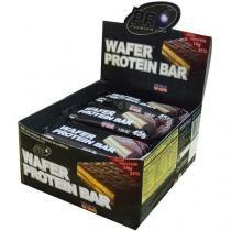 Wafer Protein Bar 12 Unidades Amendoim - Pró Premium Line