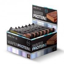 Wafer Protein Bar - 12 unidades de 30 Gramas - Probiótica -