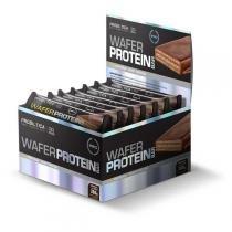 Wafer Protein Bar - 12 Unidades - Probiótica - Probiotica