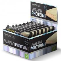 Wafer Protein Bar Cx c/ 12 Unidades Probiótica -