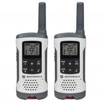 Walk Talk Motorola T260 MC 22 canais 25 milhas branco -