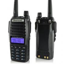 Walk Talk Radio Comunicador Profissional Baofeng Carregador - Baofeng