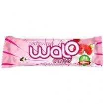 Walo - Barra Crocante de Proteína 50g - Chocolate e Morango 4 Plus Nutrition