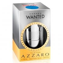 Wanted Collector Edição Rock in Rio Azzaro Perfume Masculino - Eau de Toilette - 100ml -
