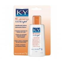 Warming Ultra Gel Lubrificante KY - 71g -