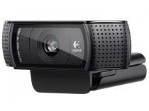 Webcam 15MP Full HD 1080p com Foco Automático - Lente Óptica Carl Zeiss - Logitech C920