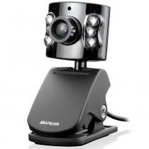 Webcam 5MP com Flash LED e Microfone Embutido WC040 MULTILASER - Multilaser