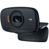 Webcam 8MP HD 720p com Microfone Embutido - Logitech C525