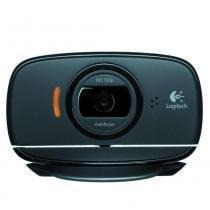 Webcam C525 Videochamadas HD de 720p e Foco automático - Logitech -