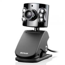 Webcam Com Microfone 5.0 Mp Usb Preto Wc040 Multilaser -
