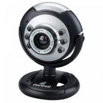 Webcam com Microfone EC-204 1.3MP - Fortrek - Fortrek