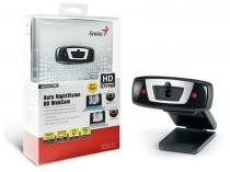 Webcam genius 32200204101 lightcam1020 hd720p c/microf./auto iluminac.noturna - Genius