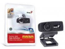 Webcam genius 32200223101 facecam 1000x hd 720p usb 2.0 zoom 3x - Genius
