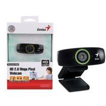 Webcam Genius 32200233101 Facecam 2020 HD 720P -