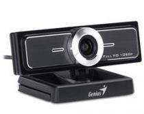 Webcam Genius Widecam F100 12MP 1080P CMOS USB2.0 30FPS FULL HD - 32200213101 -