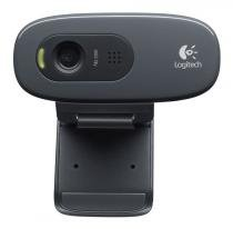 Webcam hd 720p logitech c270 (960-000947) - Logitech