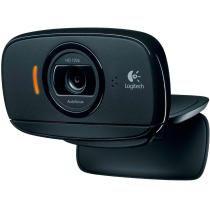 Webcam HD 720p Portátil AutoFocus C525 Preto - Logitech - Logitech