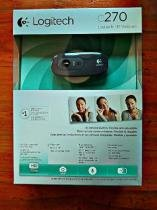 Webcam hd c270 logitech -