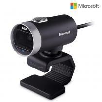 Webcam LifeCam Cinema HD 720p USB H5D-00013 - Microsoft -