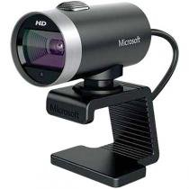 Webcam Lifecam HD 720P 5MP H5D-00013 - Microsoft - Microsoft