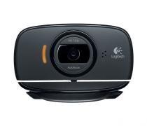 WebCam Logitech C525 Giratória HD 720P 8 Mega Preta -