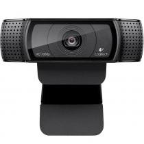 WebCam Logitech C920 PRO Full HD 1080P Preta -