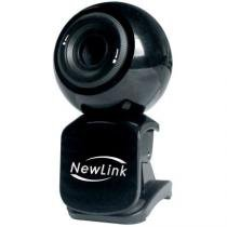 Webcam Magnetic 5.0 Megapixels Com Microfone Newlink Wc203 -