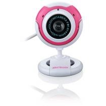 Webcam New Vision Rosa Wc042 Multilaser -