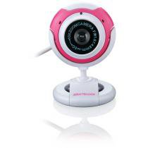 Webcam New Vision Rosa Wc042 Multilaser - Multilaser