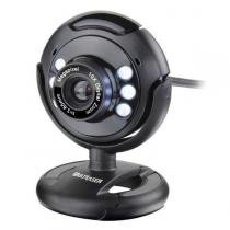 Webcam Plugeplay 16mp Nightvision Mic Usb Wc045 - Multilaser