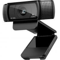 Webcam Pro Full HD 15MP C920 960-000949 Logitech -