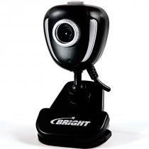Webcam Standard Preta 1.3M 0033 Bright -