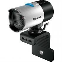 Webcam Studio Lifecam Hd 1080P Q2f-00013 Microsoft -