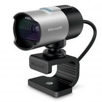 Webcam Studio Lifecam HD 1080P Q2F-00013 - Microsoft - Microsoft