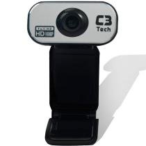 Webcam USB Play Full HD 1080P WB383 - C3 Tech - C3 Tech