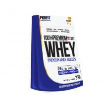 Whey 100 Premium 2kg (refil) - ProFit - ProFit