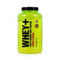 Whey 2kg 4+ Nutrition - 2kg - 4+ Nutrition