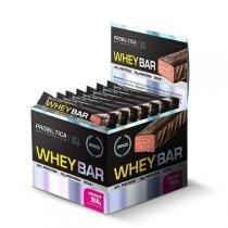 Whey Bar (Caixa com 24 unidades de 40g) - Probiótica -