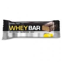 Whey Bar High Protein - 1 unidade Banana - Probiótica -