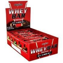 931255939 Whey bar protein - 24 unid - integralmedica - Integral medica