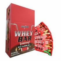 cb33c5835 Whey Bar Protein - 24 unidades de 40g Chocolate - Integralmédica -  Integralmedica