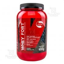 Whey Fort 900g - Chocolate - Chocolate - 900g - Vitafor