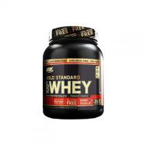 WHEY GOLD 100 2.4LBS (1.09kg)  BRIGADEIRO - Optimum nutrition