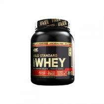 WHEY GOLD 100 2.4LBS (1.09kg)  CHOCOLATE - Optimum nutrition