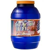 Whey Isolado The Arnold Whey 2,268Kg Baunilha - Arnold Nutrition
