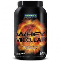 Whey micellar 900g morango - probiótica - Probiótica
