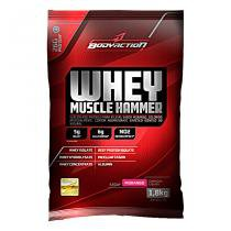 Whey Muscle Hammer (1,8kg) - BodyAction -