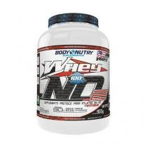 Whey NO2 Vit C  E - 900g Chocolate Pote - Body Nutry -