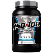 Whey Protein 100% Hidrolisada 726g Chocolate - Dymatize Nutrition